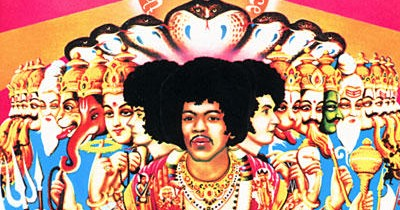 Jimi Hendrix Experience All Along The Watchtower Long Hot Summer Night