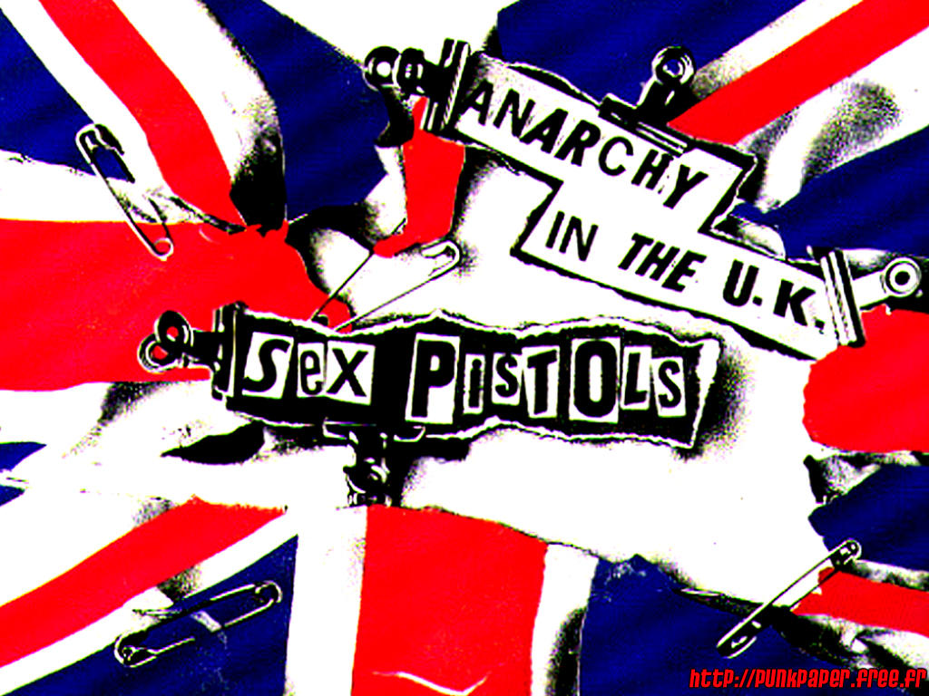 The Sex Pistols: Anarchy In The U.K.